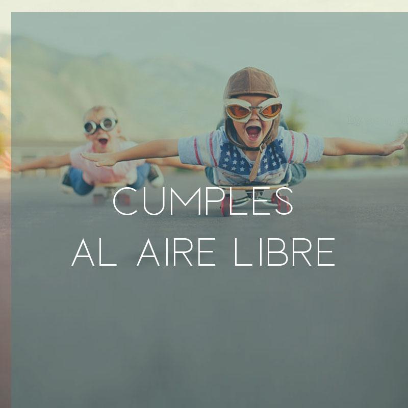 Cumpleaños al aire libre para niños | Retiro Magic Madrid