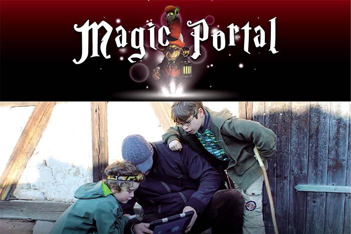 Escape room al aire libre para niños   Retiro Magic