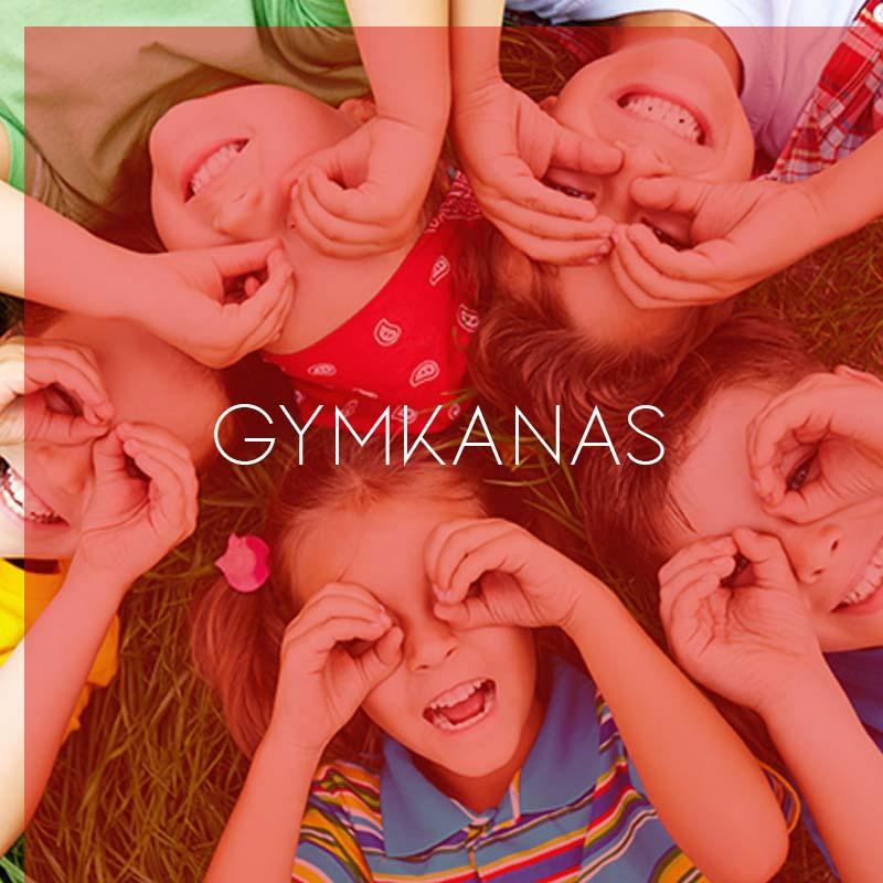 Gymkamas para niños | Retiro Magic Madrid