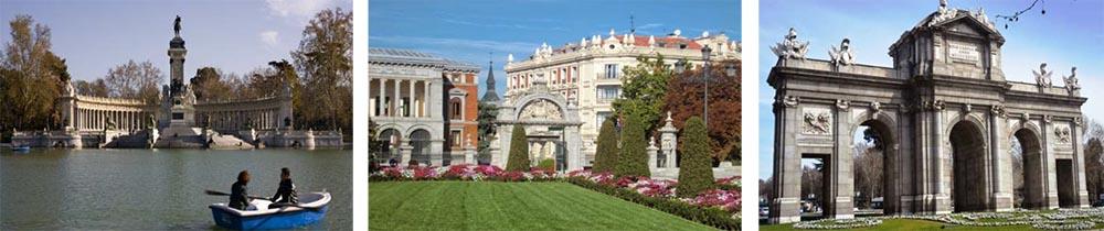 Segway Madrid Tours, que ver en Madrid | Retiro Mágico