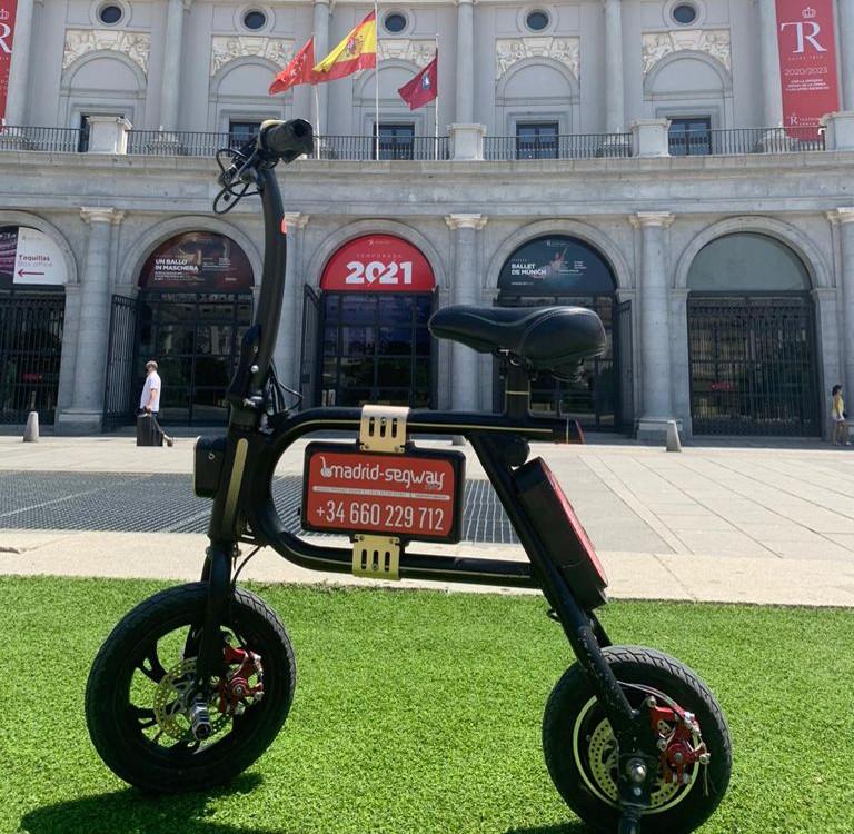 Alquiler e-bike en Madrid | Retiro Magic