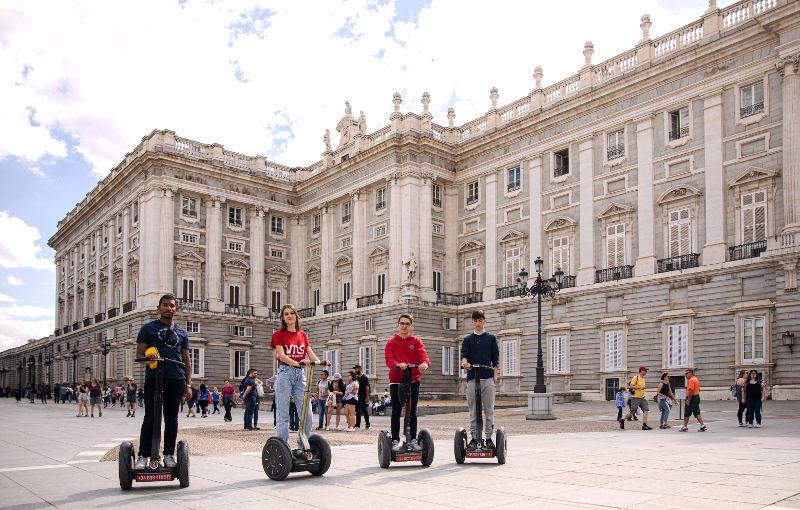 Segway Madrid tour esencial | Retiro Magic