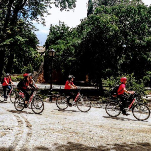 Alquiler de bicicletas en Madrid | Retiro Magic